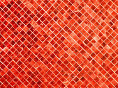 Abstract red square background — Stock Photo
