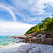 Idyllic Scene Beach at Samed Island,Thailand — Foto Stock