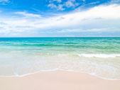 Playa idílica escena samed island, tailandia — Foto de Stock