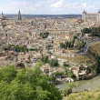 Panorámica de la Ciudad de Toledo — Stock Photo