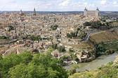 Panorámica de la Ciudad de Toledo — Zdjęcie stockowe