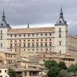 Alcazar de Toledo — Stock Photo