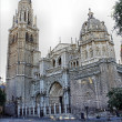 Primatial Cathedral Toledo — Stock Photo