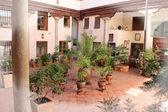 Courtyard Toledo — Zdjęcie stockowe