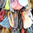 Scarves bags — Stock Photo #11640142