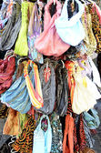 Sacs foulards — Photo