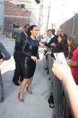 Kim Kardashian in Hollywood, CA — Stock Photo