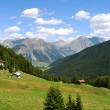 Valfurva valley - Stock Photo