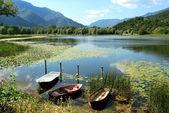 Lago di gaiano — Foto Stock