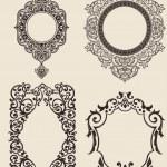 Ornaments Set — Stock Vector #11522723