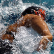 Swimming - Foto Stock