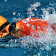 Swimming — Stockfoto