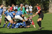 Rugby Women — Stock Photo
