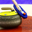 Curling — Foto de stock #11445383