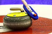 Curling — Stock Photo