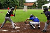 棒球 — 图库照片