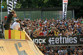 European Skateboard Championships — Stock Photo