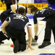 Curling — Stockfoto #12127748