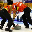 Stock Photo: Curling
