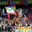 Fans of FC Basel — Stock Photo #12294298