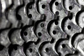 Bicycle gears. — Stockfoto