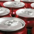 Lots of soda cans — Stock Photo #11245875