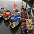 Stock Photo: Fisherman's Boat in Thailand