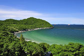 Sea view in Thailand — Stock Photo