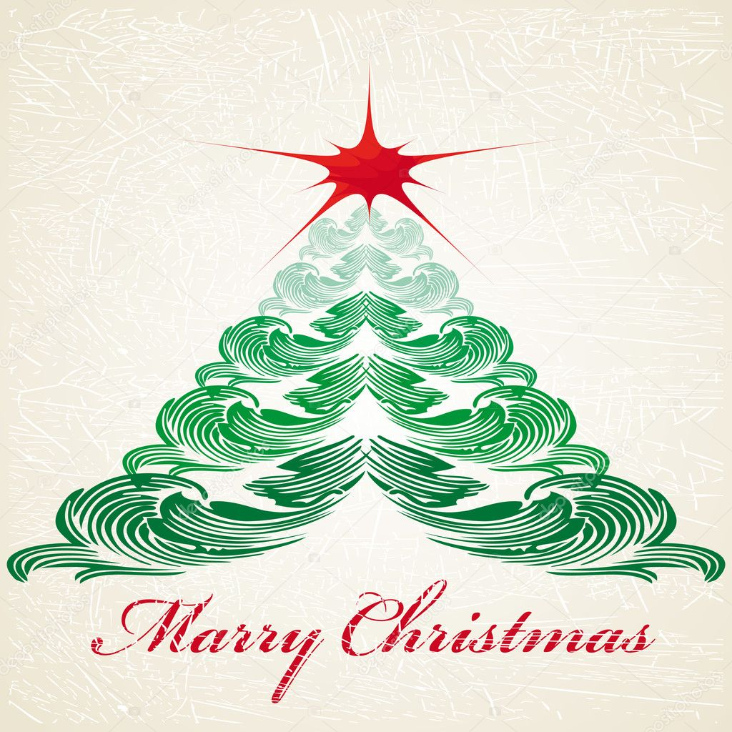 Vector christmas card — Stock Vector #11246789
