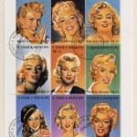 Postage stamp — Stock Photo #11996144