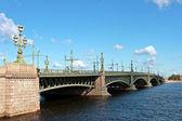 Troitskiy Bridge — Stock Photo