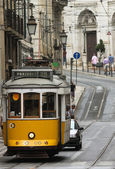Trma number 28 in Lisbon — Stock Photo