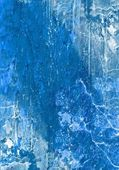 Abstract blue background with stains — Stock Photo