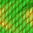 Green abstract background — Foto Stock