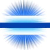 蓝色抽象背景 — 图库照片
