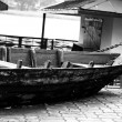 Old boat — Stock Photo