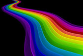 3D Colorful Background — Stock Photo