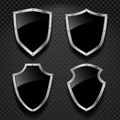 Shields — Vector de stock