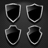 Shields — Stock vektor