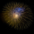 Stock Photo: Fireworks#5