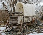 盖货车 — 图库照片
