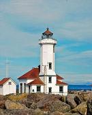 Point Wilson Lighthouse — Stock Photo