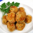 Chicken Meat Balls — Stock Photo #11385958