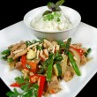 Chicken Stirfry — Stock Photo #11386013