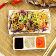 Chinese Coleslaw — Stock Photo