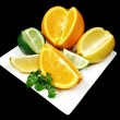 Citrus Selection — Stock Photo