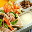 Healthy Kids Lunchbox — Stock Photo #11386408