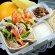 Healthy Kids Lunch Box — Stock Photo #11386413