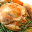 Whole Roast Chicken — Stock Photo #11386761