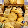 Selection Of Breads — Stock Photo